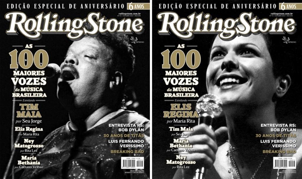 Maiores Vozes Na Música Brasileira