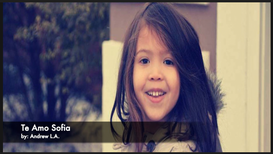 Te Amo Sofia
