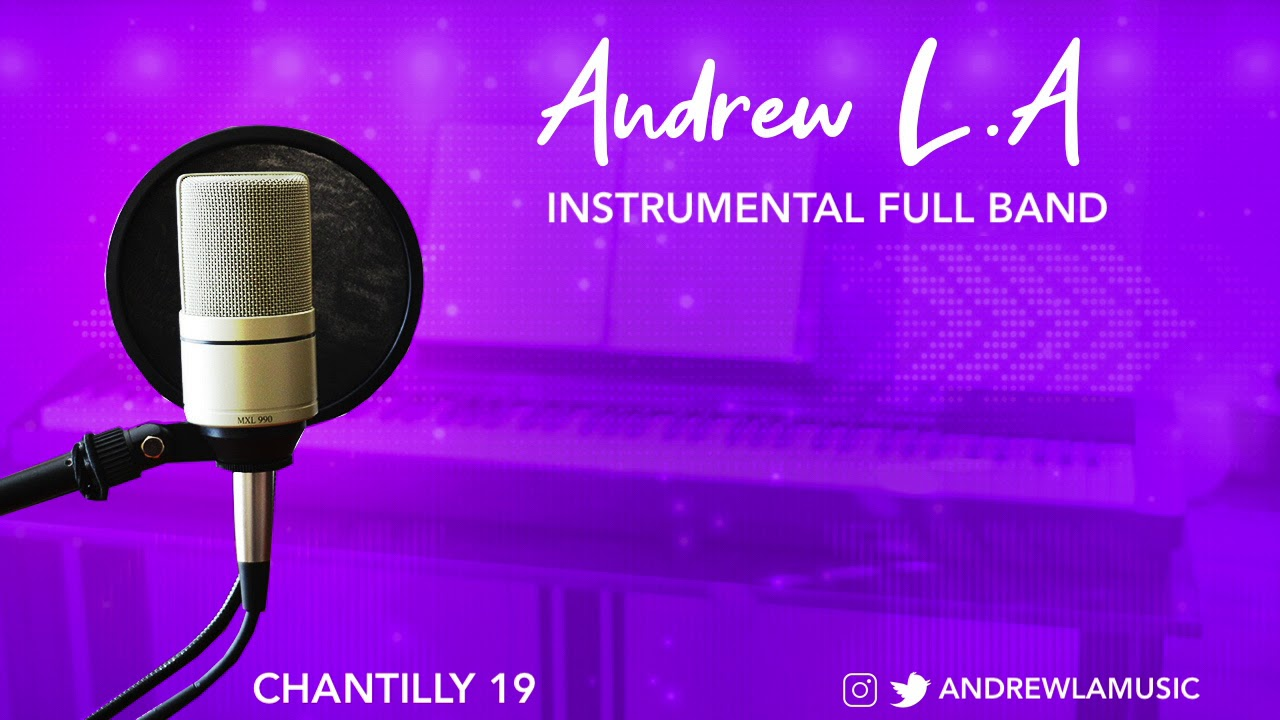 Andrew L.A. Caixinha De Surpresas Álbum Chantilly 19 (Instrumental)