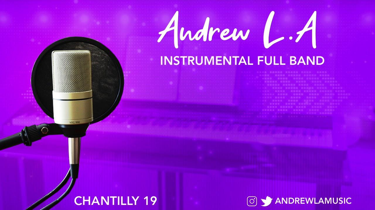 Andrew L.A - Eu Não Sabia - Álbum Chantilly 19 (Instrumental)